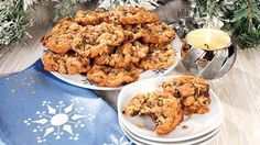 There was a great deal of excitement when we made these cookies for the photo shoot.