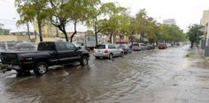 Emiten advertencia de inundaciones repentinas para sobre 20...
