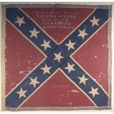 Battle flag of Mississippi Artillery, Co. A (Withers Light Artillery). Confederate States Of America, Confederate Flag, Civil War Quotes, Mississippi Flag, Civil War Flags, Southern Heritage, American Civil War, American History, Civilization