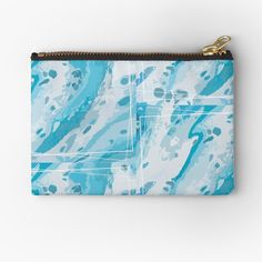 Zipper Pouch, Cotton Tote Bags, Coin Purse, My Arts, Art Prints, Printed, Abstract, Awesome, Creative