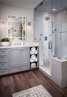 Urban Farmhouse Master Bathroom Remodel https://www.goodnewsarchitecture.com/2018/01/18/urban-farmhouse-master-bathroom-remodel/