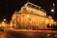 Prague National Theatre