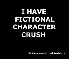 Ok! So I started this blog because everybody has it's own fictional character crush! From movie, book, game, anime…! And many more! So let's start!  Day one - I have fictional character crush! :)