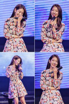 6 Heart-melting moments from Park Shin Hye's fan meeting in Taiwan