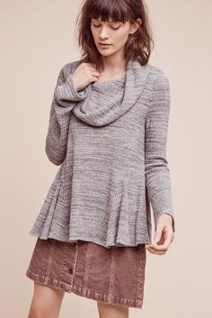 Cowled Maurisa Top | Anthropologie