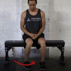 Leg Pain: 3 Steps to Eliminating Tensor Fasciae Latae Pain & Tightness. Ab Core Workout, Strength Workout, Tensor Fasciae Latae, Static Stretching, Fascia Lata, Sciatica Pain, Leg Pain, Senior Fitness, Muscle Pain