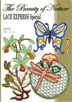 2010 Lace Express Special - The Beauty of Nature                                                                                                                                                                                 Más