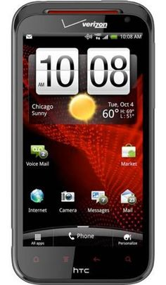 HTC Rezound ADR6425 SmarTphone 4G Android/8MP Camera for Verizon