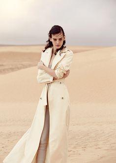 Publication: Vogue Japan June 2015 Model: Amanda Murphy Photographer: Sean + Seng Fashion Editor: Sissy Vian Hair: Laurent Philippon Make-up: Gemma Smith-Edhouse