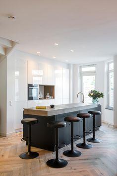 Interior Design Kitchen, Home Kitchens, Sweet Home, Room Decor, Indoor, Table, House, Inspiration, Furniture
