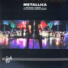 Metallica – S&M (1999 - 3LP)