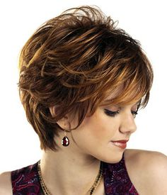 Short Layered Hairstyles fun short layered hairstyle for women Short Hair Httpwwwgorditosenluchacom Short Layered Hairstyleshairstyles
