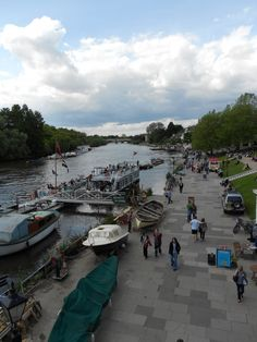 Richmond upon Thames, London, UK London Pubs, West London, Thames Path, Richmond Upon Thames, Celebrity Travel, London Calling, London Travel, Surrey, Day Trip
