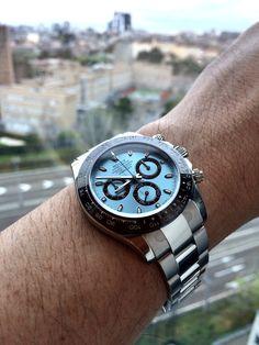 85f47fc64e2 Rolex Daytona Platinum. JaySayKay · Personal watch grails · Rolex GMT  Master II ...