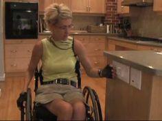 Lesión de la Médula Espinal - Las Modificaciones de la Casa de Margaret  - YouTube (en inglés)