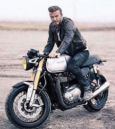 Of course HE'S on a triumph