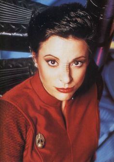 kira nerys | Major Kira Nerys DS9 Stills