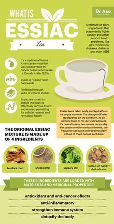 I Cant find this Tea anywhere in my local stores.....What is Essiac tea - Dr. Axe www.draxe.com #health #holistic #natural