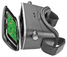 0d28dbd1451 TRUST GXT 720 Virtual Reality Brille Schwarz