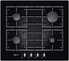 Bosch offers a range of gas hobs in different colours and styles to suit your kitchen. Get up to five burner gas hobs including models with a powerful wok burner. Kitchen Hob, Kitchen Appliances, Kitchen Dining, Kitchen Ideas, Dining Room, Cooker Hoods, Clever Design, Glass Design, Cast Iron