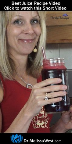 Thirsty thursdays beet jiuce Juicing beets