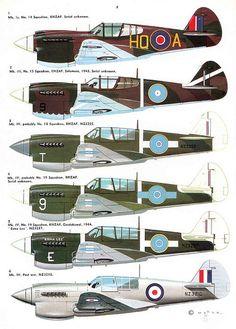 Curtis Kittyhawk Royal New Zealand Air Force
