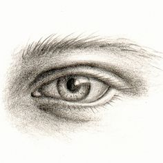 Teach yourself how to draw the features of the face. http://www.artyfactory.com/portraits/pencil-portraits/drawing-the-eye.html