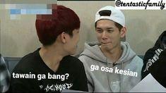 Ideas Memes Indonesia Wannaone Ideas Memes Indonesia Wannaone See it Memes Funny Faces, Funny Kpop Memes, Funny Humor, Mean Humor, K Meme, Memes In Real Life, New Memes, K Idol, Relationship Memes