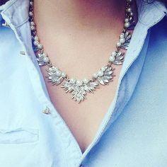 Our stunning Rachel necklace 😚 Statement Necklaces, Jewelry Necklaces, Diamond, Accessories, Diamonds, Ornament