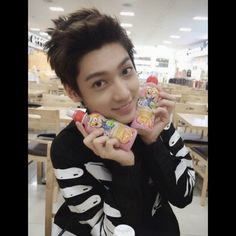 Kwangmin first thing in the morning makes my whole day! :D