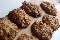 Sukkerfrie cookies med sjokoladebiter