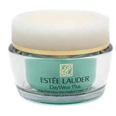Estee Lauder DayWear Plus Sunscreen.
