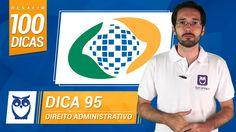 Dica 95 do Desafio 100 Dicas para INSS. Dica de Direito Administrativo por Prof. Daniel Mesquita