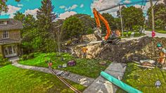 Excavating City Art, Ontario, Outdoor Power Equipment, London, Photography, Photograph, Photo Shoot, Fotografie, Fotografia