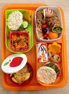 gezonde lunch school