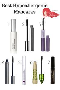 Best Hypoallergenic #Mascaras For Redheads With Sensitive Eyes