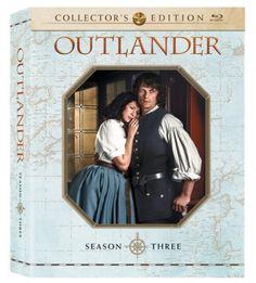 'Outlander' Season Three Releases On DVD/Blu-Ray On April 10, 2018