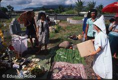 INDONESIA Bali entierro chino-imp