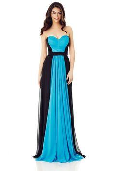 La Moda: Rochii turcoaz Strapless Dress Formal, Formal Dresses, One Shoulder, Fashion, Dresses For Formal, Moda, Formal Gowns, Fashion Styles, Formal Dress