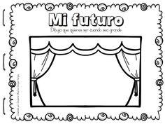 End Of Year Activities, Preschool Activities, Beginning Of The School Year, Back To School, Primary Education, Kindergarten, Homeschool, Spanish, Crafts For Kids