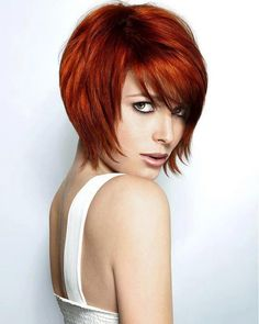 red hair, hair bobs, colors, hairstyle ideas, short hairstyles, bob hairstyles, shorts, hair style, gingers