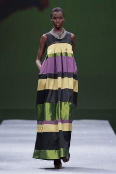 Cape Town fashion week: Gavin Rajah (all time fav!!)