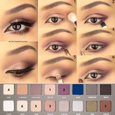 I'm back, with a new picture tutorial. Thanks go to @crystalwangg for requesting a Lorac Pro Palette 2 look using the plum shade awhile ago (I didn't forget!). This inner cut crease will emphasize almond eyes and elongate other shapes. It makes the eye look less round by changing the shape of the crease in the inner half. I'll post the full look later.  1. Apply Nectar high into the socket. This can be pretty messy.  2. With Plum on a flat brush, apply where you'd like to see the crease. I…
