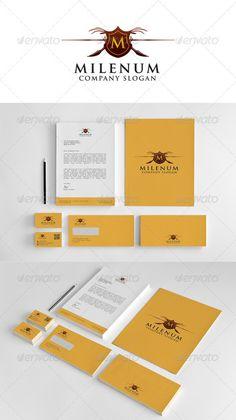 Corporate Stationary, Corporate Identity, Visual Identity, Stationery Printing, Stationery Design, Brand Identity Design, Branding Design, Letterhead Design, Presentation Folder