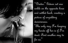Gideon and Eva (Crossfire Series)