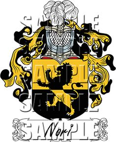 Nori Family Crest apparel, Nori Coat of Arms gifts