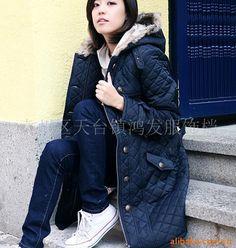 Wholesale Korea SZ86177 bright winter coat women coat jacket-in Down & Parkas from Apparel & Accessories on Aliexpress.com