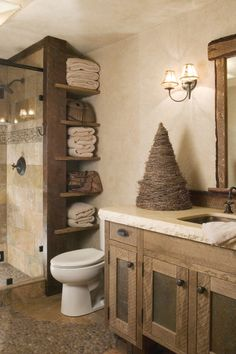 10 Stunning Rustic Bathroom Designs You Can Copy For Your Home Decor Rustic  Bathroom Decor Design