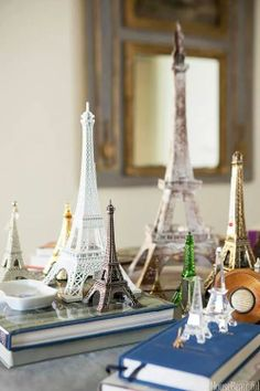 Eiffel Tower collection