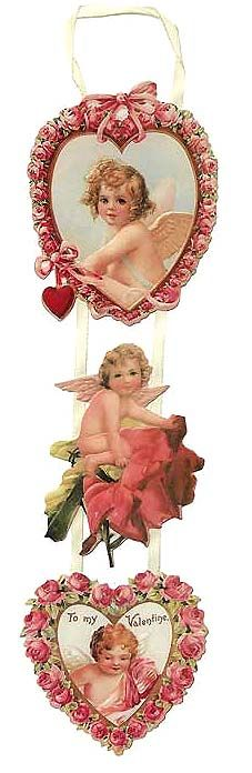 . My Funny Valentine, Valentine Images, Valentines Greetings, Vintage Valentine Cards, Vintage Greeting Cards, Valentine Crafts, Valentine Wishes, Vintage Illustration, Victorian Valentines